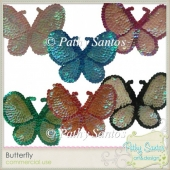 Pack Butterfly Pathy Santos