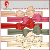 Christmas Color Palette 15 {2012} Bow Wrap Graphics 1