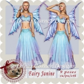 Angel Fairy Janine