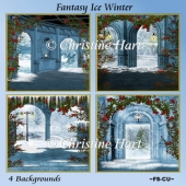 Fantasy Ice Winter