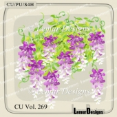 Flowers Pack 4 by Lemur Designs