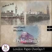 London Overlays to create wonderful papers,