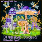 CU Night Magic Garden 3