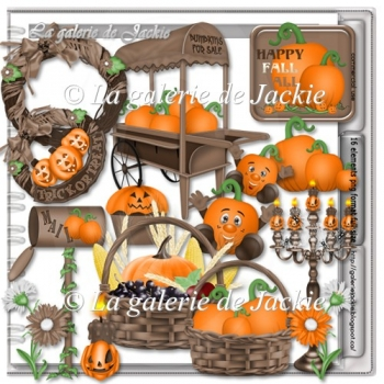 Pumpkin mix 6 FS by GJ