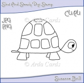 Slow And Steady Digi Stamp
