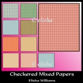 Checked Mixed Papers