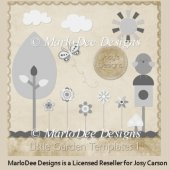 Little Garden PSD Templates 1
