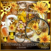 CU Steampunk Autumn Light Mix