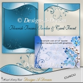 Flourish Frame, Border & Card Front