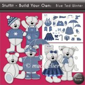 Stuffit - Build Your Own: Blue Ted Winter