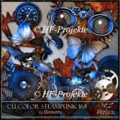 CU Color Steampunk Mix 16/1