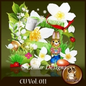 CU Vol. 011 Easter Spring by Lemur Designs