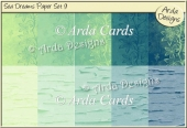 Sea Dreams Paper Set 9