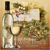CU Wine Time Mix 3