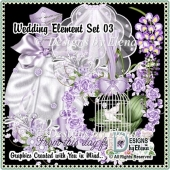 Wedding Element Set 3