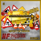 CU Construction Zone Designermix