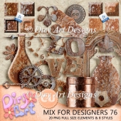 * Mix For Designers 76 *