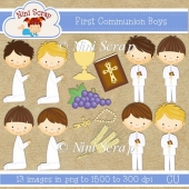 First Communion Boys