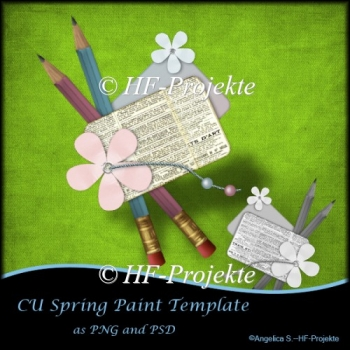 CU Spring Paint Template 1