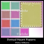 Dotted Heat Papers