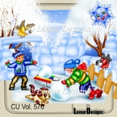 CU Vol. 576 Winter Fun