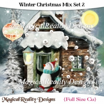 Winter Christmas Mix Set 2