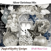 Silver Christmas Mix