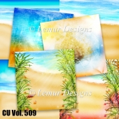 CU Vol. 509 Summer Beach Papers