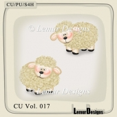 Sheep by Lemur Designs