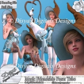 MAGICAL FRIENDSHIP POSER TUBE PACK CU