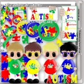 CU Autism Awareness 4 FS by GJ