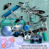 * Mix For Designers 88 *