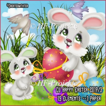CU Happy Easter 2017/3