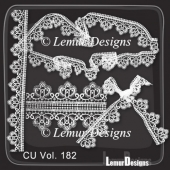 CU Vol. 182 ribbons by Lemur Designs