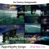 Sea Fantasy Backgrounds