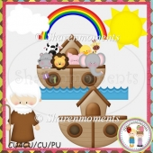 Noah's Ark Designer Resource Graphic