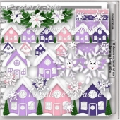 CU Winter Snowflake 3 FS by GJ