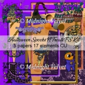 Halloween Spooks N Treats FS Mini Kit