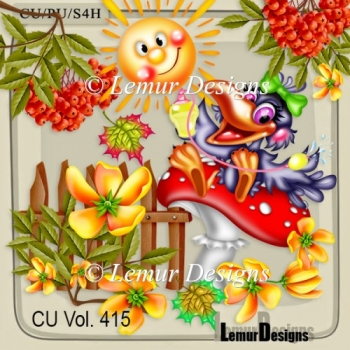 CU Vol. 415 Autumn Fall