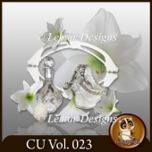 CU Vol. 023 Flowers Mix by Lemur Designs