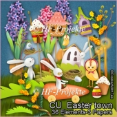 CU Easter Town