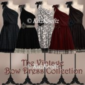 The Vintage Bow Dress Collection