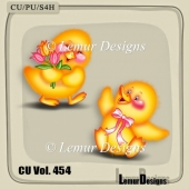 CU Vol. 454 Easter Chicken