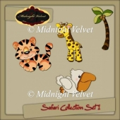 Safari Collection Set1