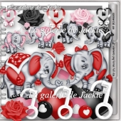 CU Elephant Love 2 FS by GJ