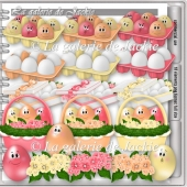 CU Egg Friends 2 FS by GJ
