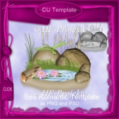 CU Sea Romantic Template