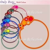 Only Dots Frames - Bold Colors