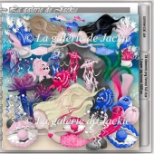CU Mermaids World 6 FS by GJ