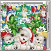 CU Christmas Dog 4 FS by GJ